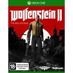 Wolfenstein 2 The New Colossus [Xbox One]